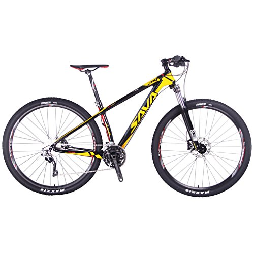 SAVA DECK 300 Carbon-Faser Mountain Bike 27.5