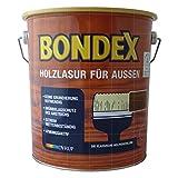 Bondex Holzlasur für Aussen, teak, 0,75L