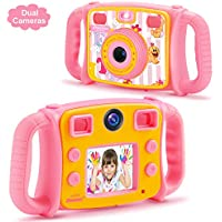 DROGRACE Children Kids Camera 1080P HD Digital Video Camera