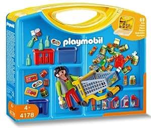 Playmobil - 4178 - Boitte Jeu Femme Au Foyer