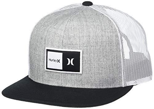 Hurley M Natural Hat Gorras, Hombre, Cool Grey, Talla Única