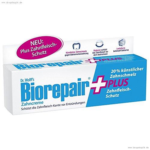 Biorepair Zahncreme Plus Zahnfleischschutz 75ml
