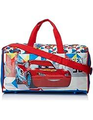 Artesanía Cerdá Cars Bolsa de Deporte Infantil, Color Azul
