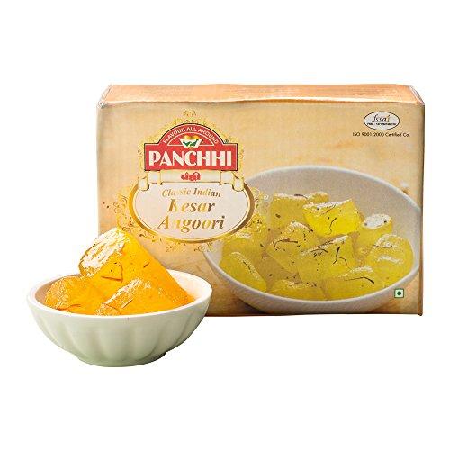 Panchhi kesar Angoori Petha, Agra 500 gm  available at amazon for Rs.95