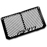 Protections radiateur Yamaha Fazer 8/ FZ8 10-16 nox noir logo