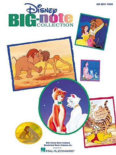 Disney big-note collection [lingua inglese]
