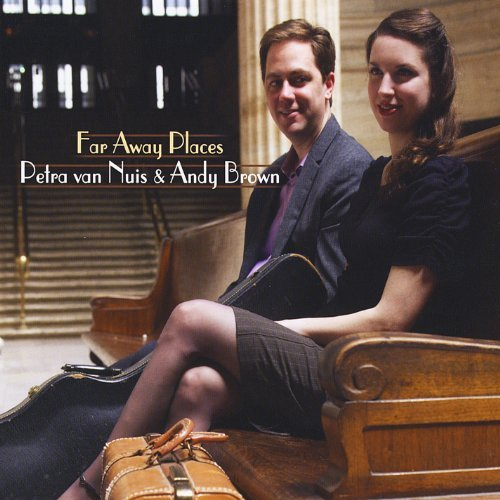 Far Away Places by Petra Van Nuis & Andy Brown (2012-09-26)