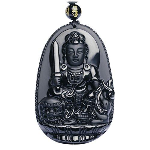 buddha-pendant-necklace-bodhisattva-amulet-talisman-made-of-obsidian-gemstone-bella-jade
