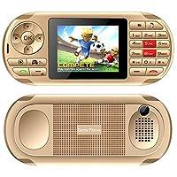 Ztoma PSP Game Console, Game Machine Console Mobile Phone, 2.8 Inch Wireless FM Radio HD Camera Dual SIM