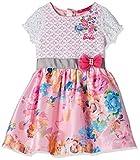 Barbie Girls' Dress (DRSFA170374010_Pink...