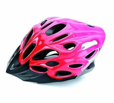Reebok Women's Helmet - Red, 58 - 62cm from Reebok