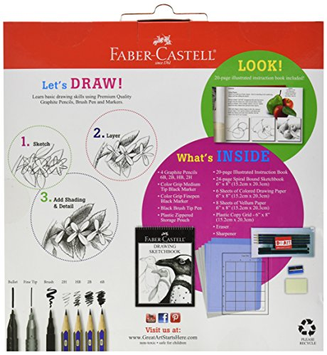 Faber Castell Do Art Drawing And Sketching