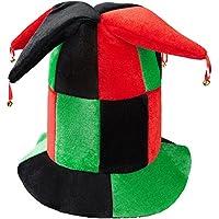 Amazon.it  Giullare - Cappelli per adulti   Cappelli  Giochi e ... af9836fffdb8