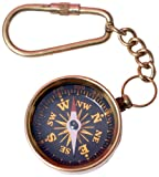 Little India Antique Handcrafted Compass...