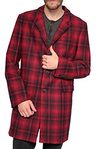 drykorn herren mantel Drykorn Herren Jacke Mantel Fernie, Farbe: Karo, Größe: 50