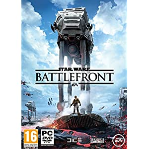 Electronic Arts Star Wars Battlefront PC Basic PC video game - video games (Basic, PC, Action, DICE, 17/11/2015, Offline, Online)