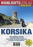 Motorrad-Reiseführer: Korsika - Christoph Berg