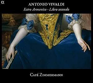 Vivaldi: Estro Armonico Libro Secondo
