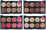 Technic Ultimate cara colección contorno para base de maquillaje y...
