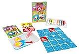 Sabbiarelli Sand-it for Fun Kit Fattoria - Set Lavoretti Creativi: Colora con la Sabbia e Gioca a Memory, Bambini 3+