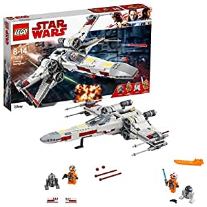 lego star wars x wing starfighter 75218 star wars spielzeug f r 8 j hrige spielzeug. Black Bedroom Furniture Sets. Home Design Ideas