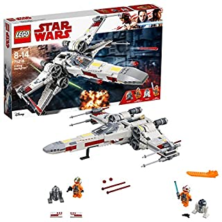 LEGO Star Wars X-Wing Starfighter (75218), Star Wars Spielzeug für 8-Jährige (B0792R2MYX) | Amazon Products