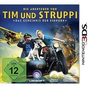 Die Abenteuer von Tim und Struppi: Das Geheimnis der Einhorn – Das Spiel