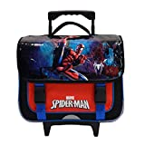 Cartable à roulettes Spiderman - Ecole Primaire