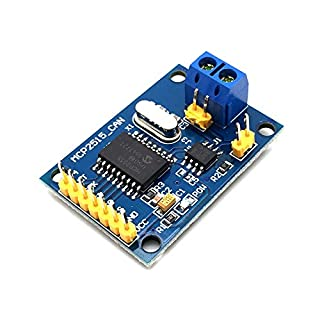 AptoFun CAN-Bus Shield MCP2515 with TJA1050 Receiver SPI Protocol for Arduino SCM 51 MCU ARM Controller Development Board