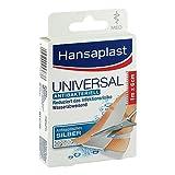 Hansaplast med Universal 1mx6cm Abschnitte 10 stk