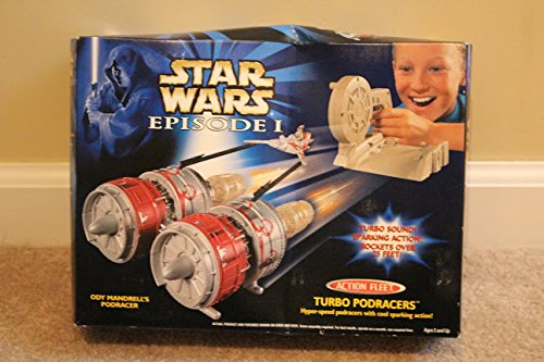 Galoob Star Wars Episode 1 Ody Mandrells Pod Racer
