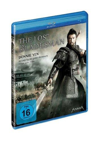 Kostüm Chong - The Lost Bladesman [Blu-ray]