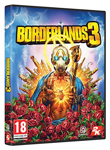 Borderlands 3 - Edición Deluxe, Xbox One - Disc