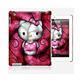 Coque iPad de chez Skinkin - Design original : Hello kitty par Mandie Manzano
