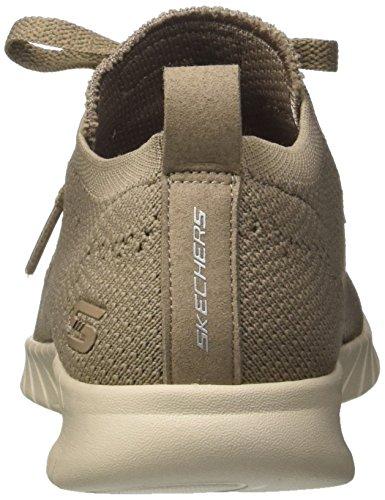 Skechers Damen Wave-lite-pretty Philosophy Sneaker Beige (taupe)