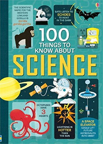 100 Things to Know About Science by Alex Frith (2015-11-05)