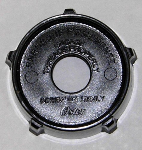 Oster 4902 Blender Jar Bottom with 1-Gasket for Oster and Osterizer Blenders by Oster
