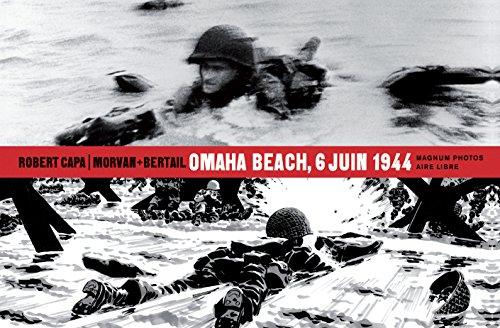 Magnum Photos - tome 1 - Omaha Beach, 6 juin 1944 (édition spéciale)