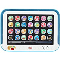 Fisher-Price Laugh & Learn Smart Stages Tablet, Blue by Fisher-Price