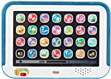 Fisher-Price Laugh and Learn Smart Stages Tablet, Blue