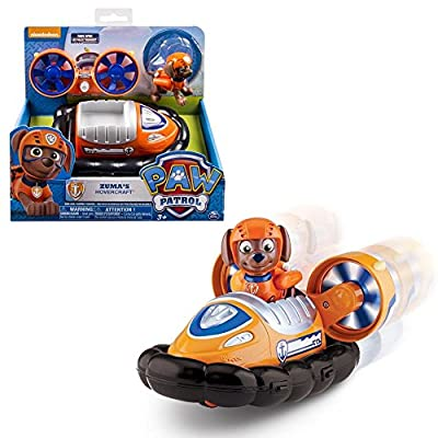 Auswahl Fahrzeuge | Mit beweglichen Spielfiguren | Paw Patrol von Spin Master