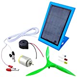 #9: Nasa Tech 3 In 1 Solar Energy Conversion Kit For Educational Learning Kit