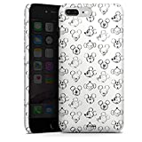 Apple iPhone 8 Plus Hülle Premium Case Cover Disney Mickey Mouse Vintage