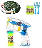#4: Zest 4 Toyz Bubble Gun (LED Bubble Gun)