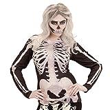 WIDMANN manga larga Esqueleto Mujer