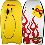 MESLE Bodyboard Speed Skin 41.5, HDPE Slick-Base, bis 90 kg...