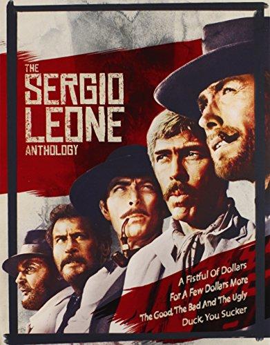 Sergio Leone Anthology [Blu-ray]