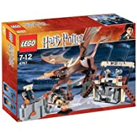 LEGO Harry Potter 4767: Harry and the Hungarian Horntail