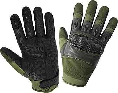 Tactical Paintball Handschuhe mit Kevlar® Knöchelschutz und Belüftungssystem von normani® auf Outdoor Shop