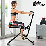 OEM Abdo Crunch Total Fitness Exerciser, Black